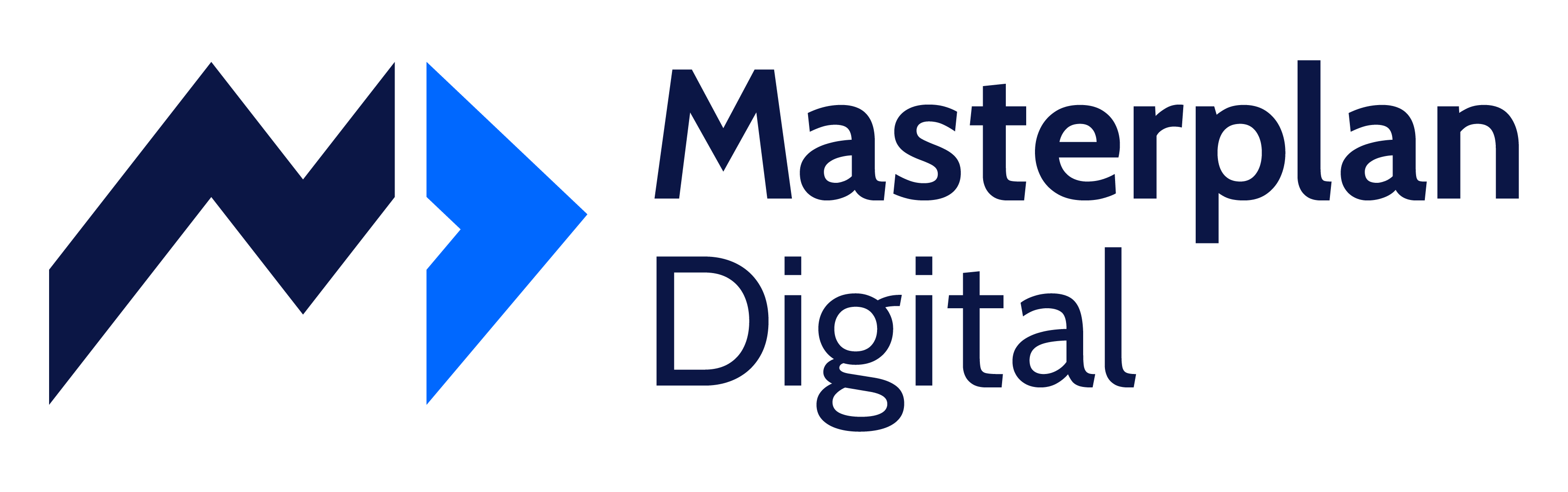 masterplan digital logo
